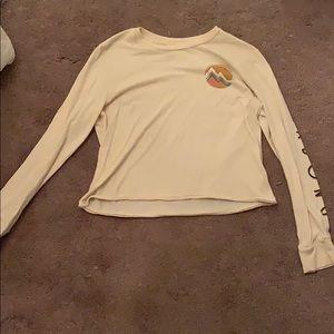 billabong long sleeve shirt